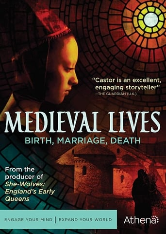 Poster of Medieval Lives: Birth, Marriage, Death