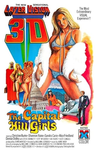Poster of The Capitol Hill Girls