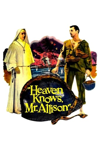 Poster of Heaven Knows, Mr. Allison