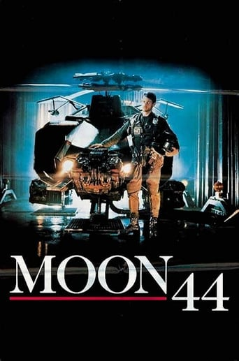 Poster of Moon 44