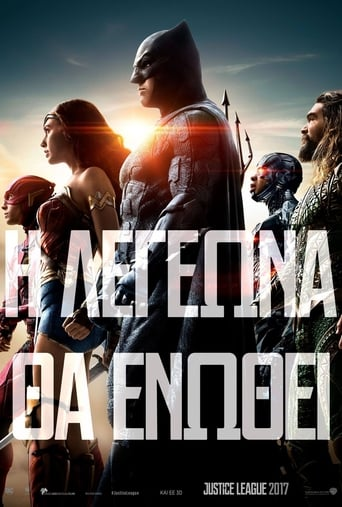 Poster of Justice League