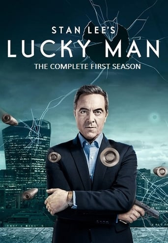Stan Lee's Lucky Man (2016) 1 Sezonas EN
