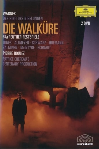 Poster of Die Walküre