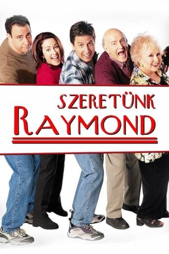 Poster of Szeretünk Raymond
