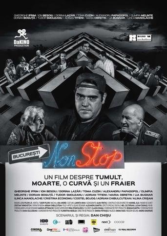 Poster of Bucuresti Non Stop