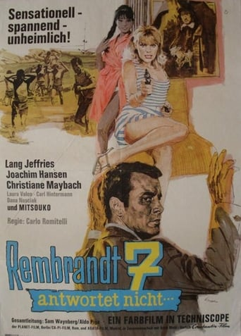 Z7 Operation Rembrandt Movie Poster