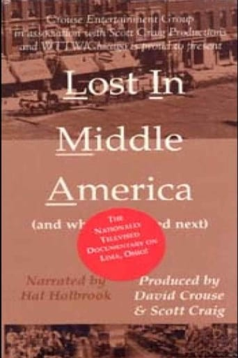 Poster of Lost in Middle America (and What Happened Next)