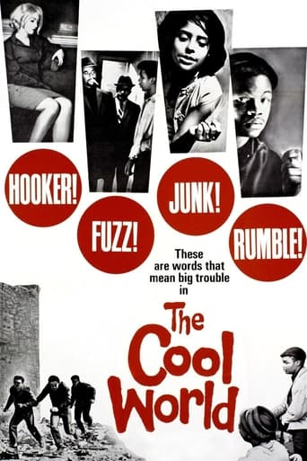 Poster of The Cool World