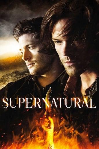 Sobrenatural 10ª Temporada - Poster