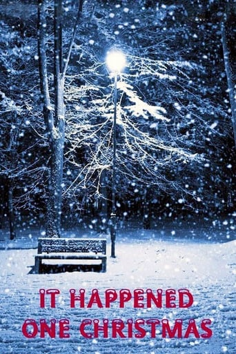Poster of It Happened One Christmas