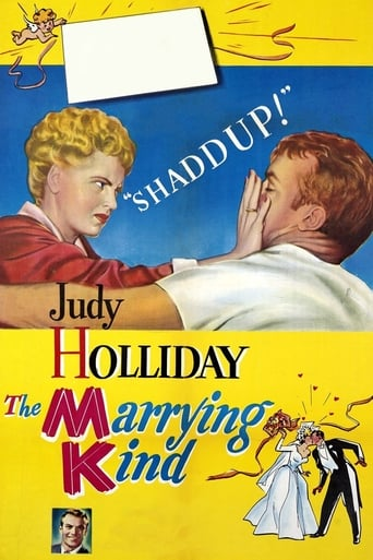 Poster of The Marrying Kind
