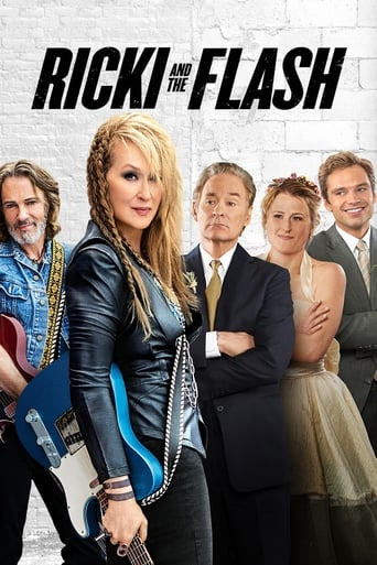 Poster of Ricki and the Flash
