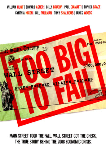 Poster of Too Big to Fail