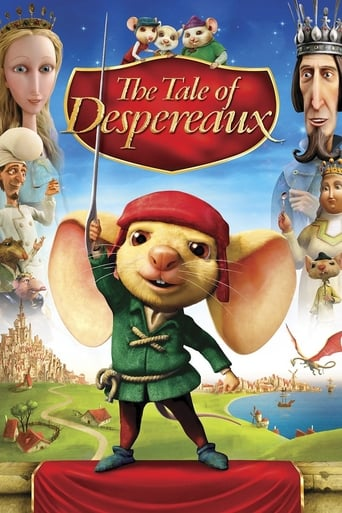 Poster of The Tale of Despereaux
