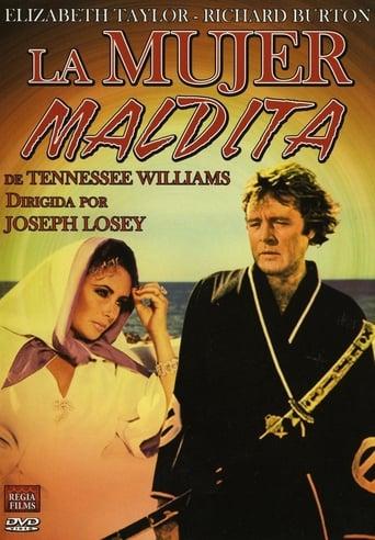 Poster of La mujer maldita