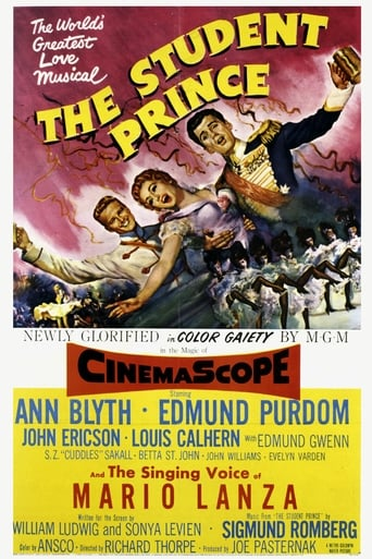 Poster of The Student Prince