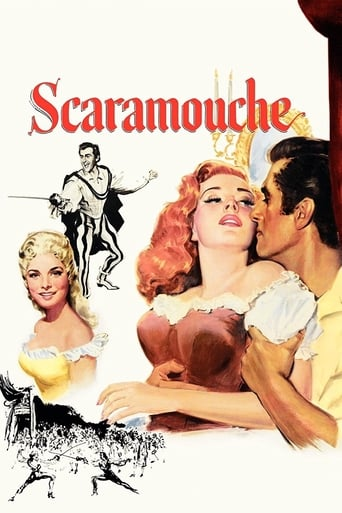 Poster of Scaramouche