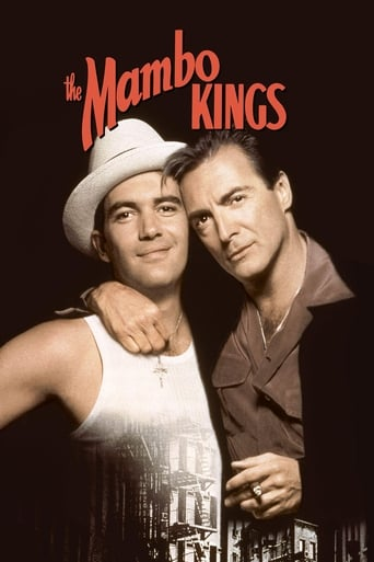 Poster of The Mambo Kings