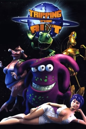 Poster of Tripping the Rift