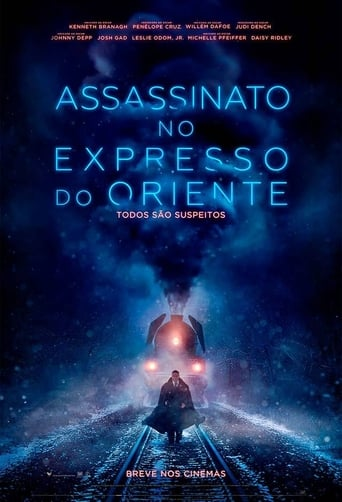 Assassinato no Expresso do Oriente Torrent (2018) Dual Áudio / Dublado 5.1 BluRay 720p | 1080p – Download