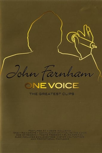 Poster of John Farnham - One Voice - The Greatest Clips