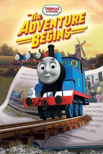 Watch Thomas and Friends: The Adventure Begins Free Online Solarmovies
