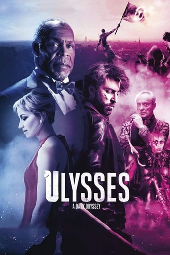 Poster of Ulysses: A Dark Odyssey