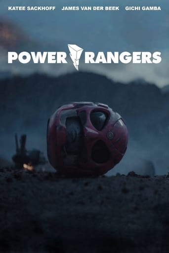 Poster of Power/Rangers