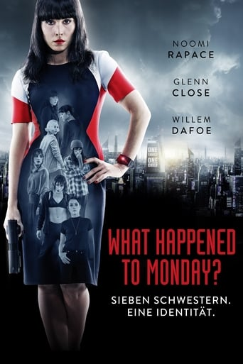 Filmplakat von What Happened to Monday