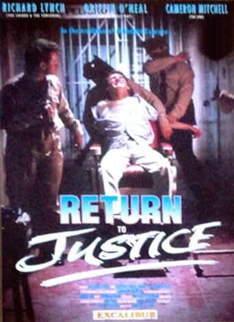 Poster of Return to Justice