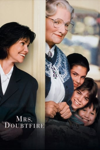 Poster of Mrs. Doubtfire