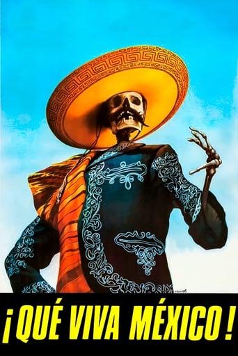 Poster Que Viva Mexico!