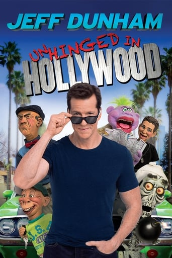 Poster of Jeff Dunham: Unhinged in Hollywood