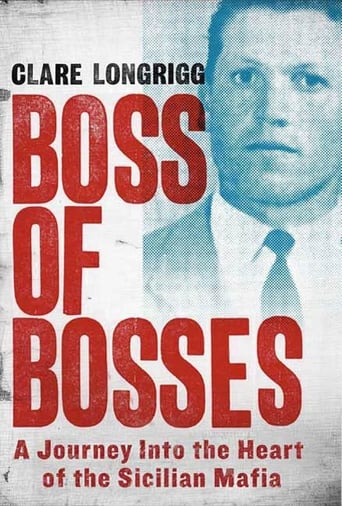 Poster of Boss of Bosses