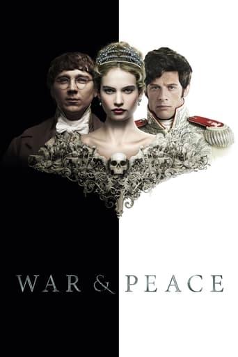 Guerra & Paz 1ª Temporada - Poster