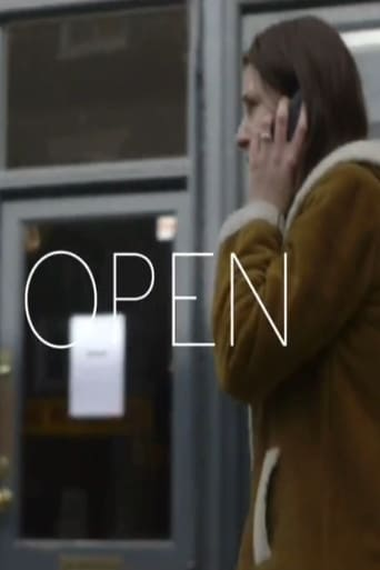 Poster of Open