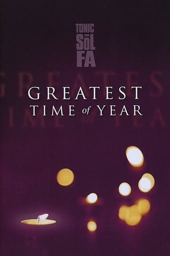 Tonic Sol-fa: Greatest Time of the Year