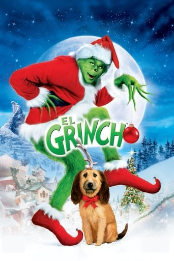 Poster of El Grinch