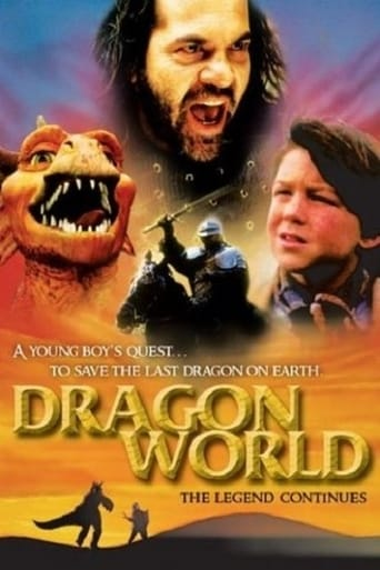 Poster of Dragonworld: The Legend Continues