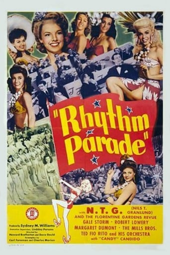 Poster of Rhythm Parade