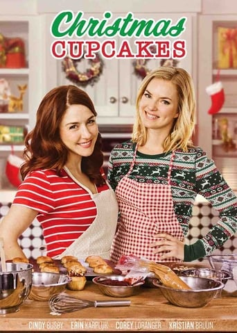 Christmas Cupcakes Poster