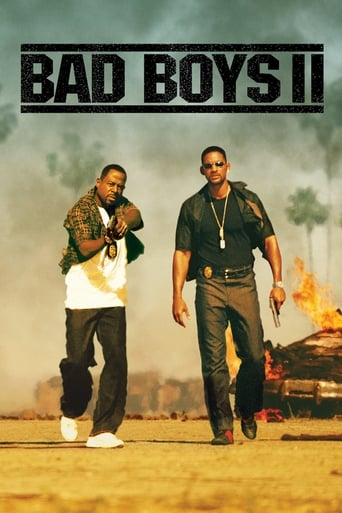 Bad Boys II (2003) - poster