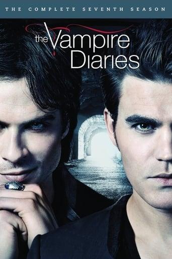 Diários de um Vampiro 7ª Temporada - Poster