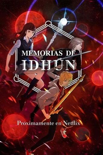 Memórias de Idhún 1ª Temporada - Poster