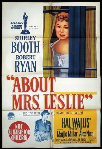 Poster of About Mrs. Leslie