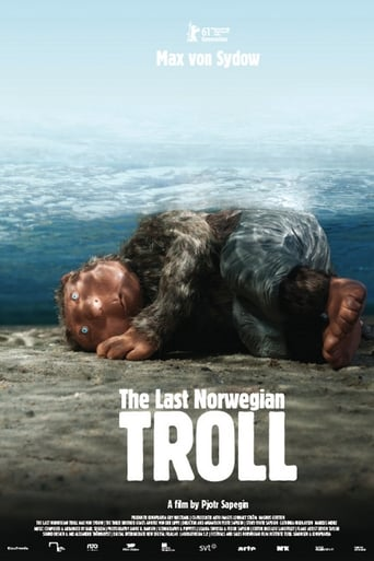 Poster of The Last Norwegian Troll