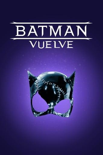 Poster of Batman vuelve