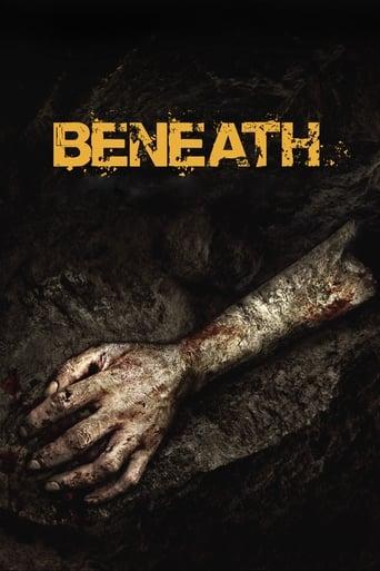 Beneath (2013) - poster