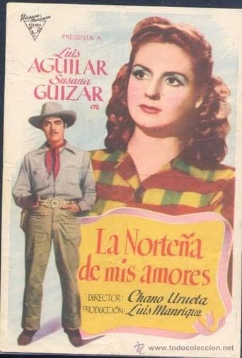 Poster of La norteña de mis amores