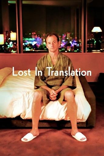 Watch Lost in Translation Free Online Solarmovies